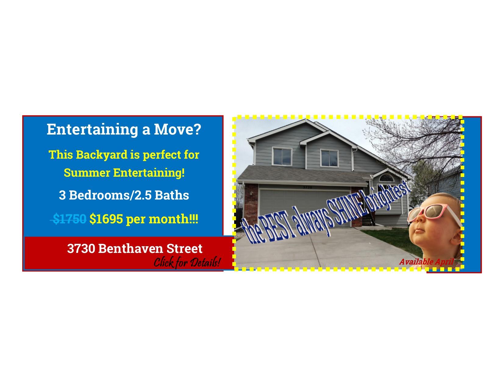 3730 Benthaven Street
