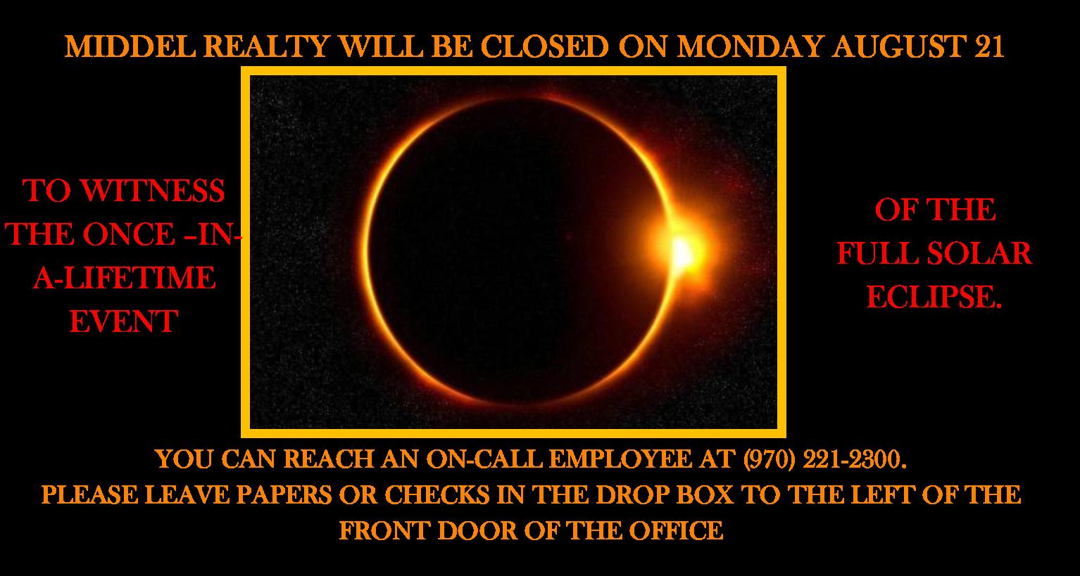 Eclipse Closure